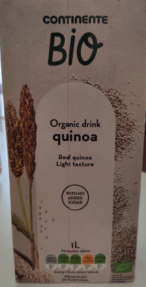 Boisson quinoa - Product - pt