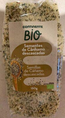 Bio semillas de cáñamo descascadas - Product - es
