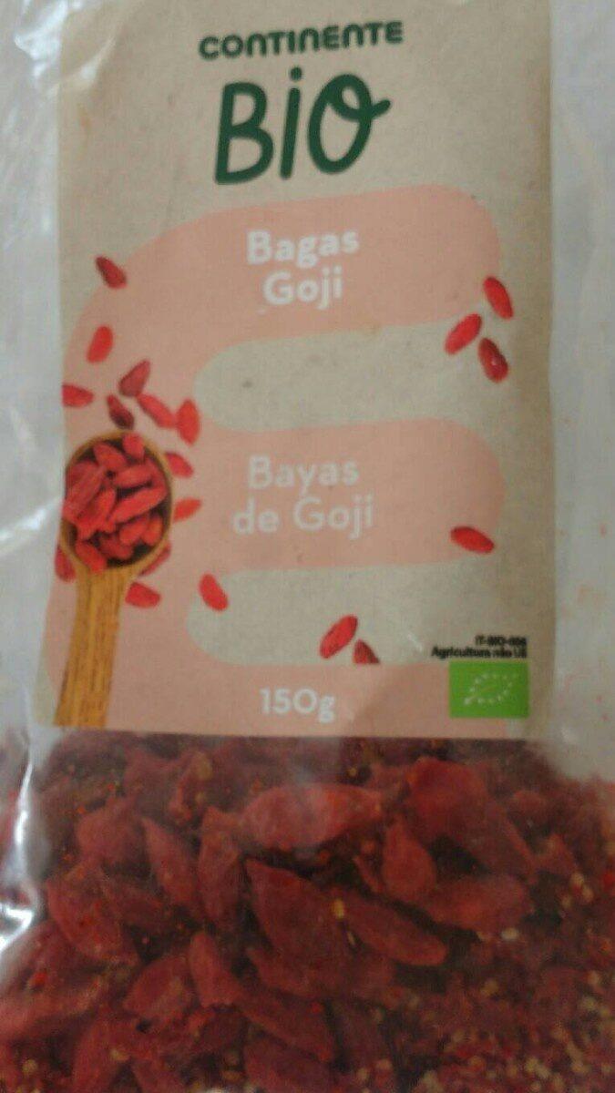 Bayas de Goji Bio - Product - es
