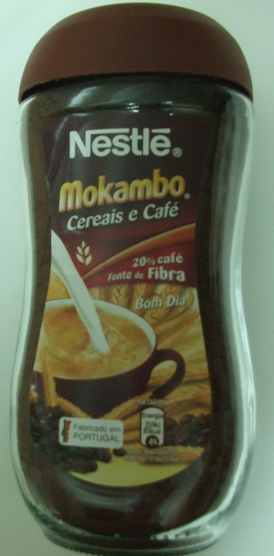 Mokambo - Cereais e Café - Product