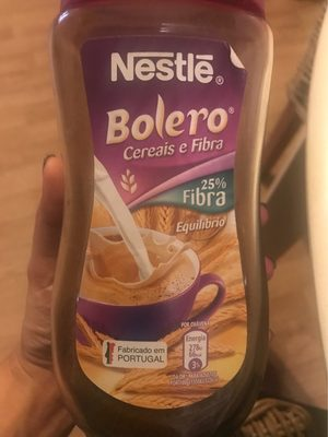 Bolero - Nutrition facts