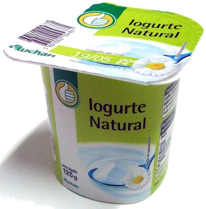 Iogurte natural - Product - pt