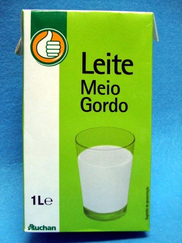 Leite Meio Gordo Polegar - Produto - pt