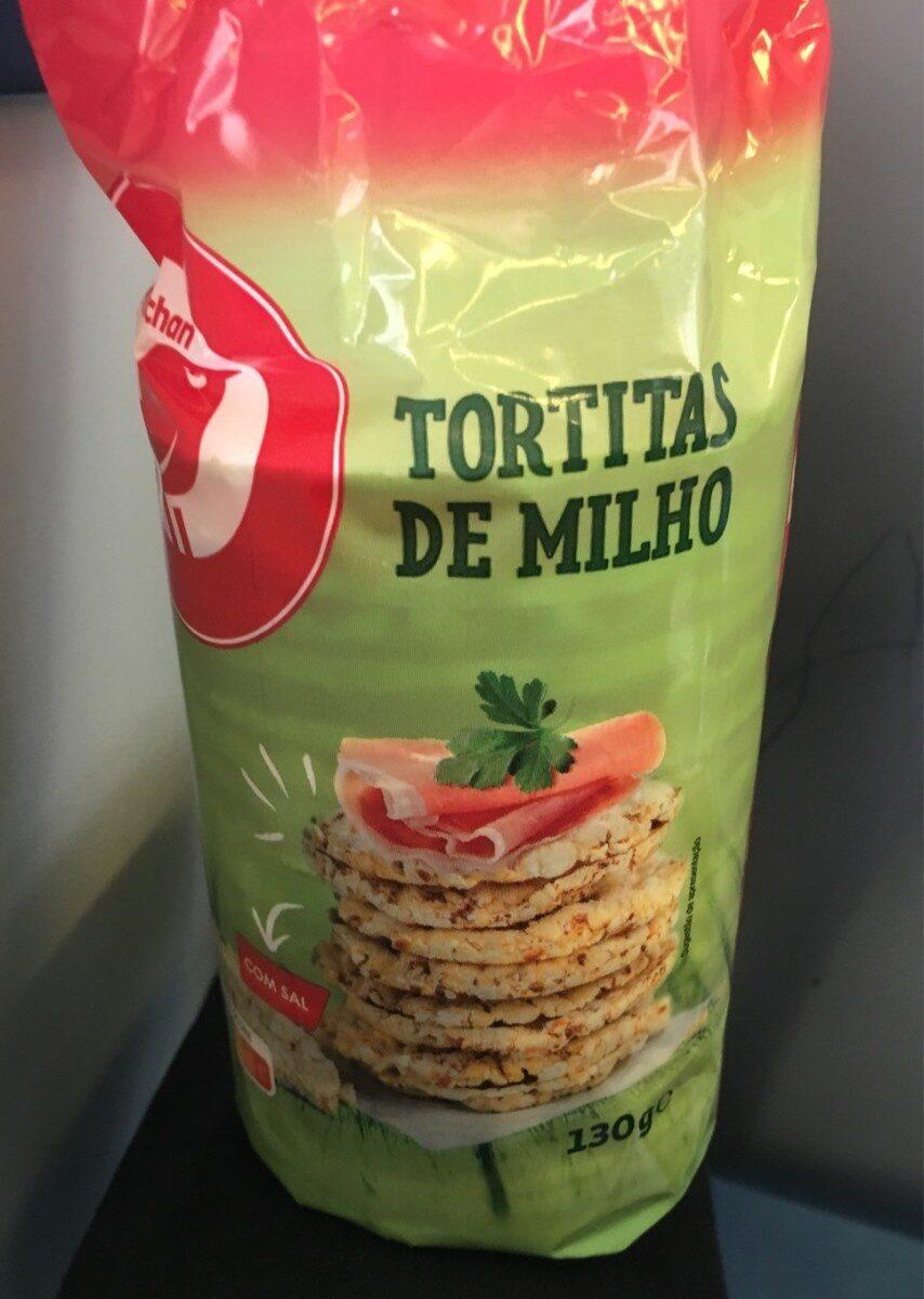 Tortitas de milho - Product