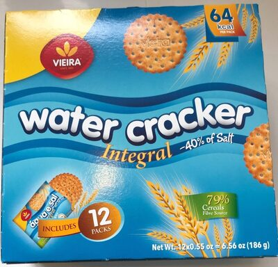 Water cracker - Product