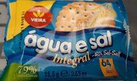 Água e sal - Product - fr