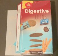 Biscuits digestive - Prodotto - pt
