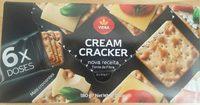 Cream cracker - Product - fr
