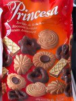 Vieira Castro Asst Biscuit Princesa 400G - Product - fr