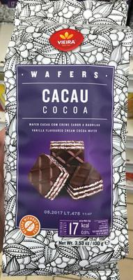 Wafers Cacau - Product - fr