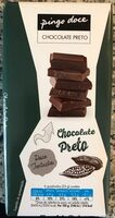 Chocolate preto - Product