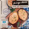 Paté de sardine - Producte