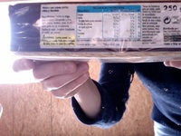 Wafer Chocolate - Nutrition facts