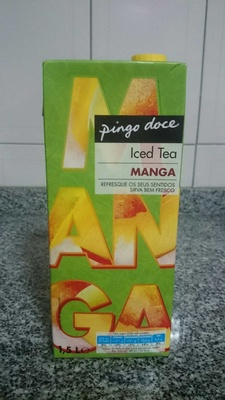 Iced tea manga - Product