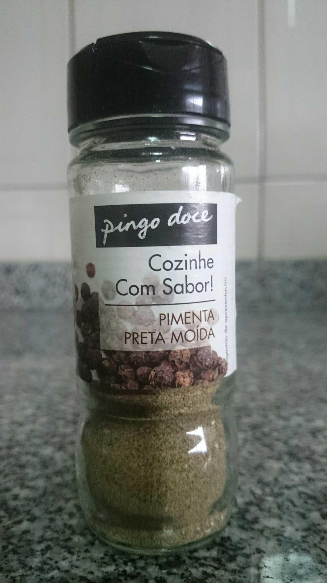 Pimenta preta moída - Product - pt