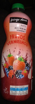 AntiOx Frutos vermelhos - Product - pt