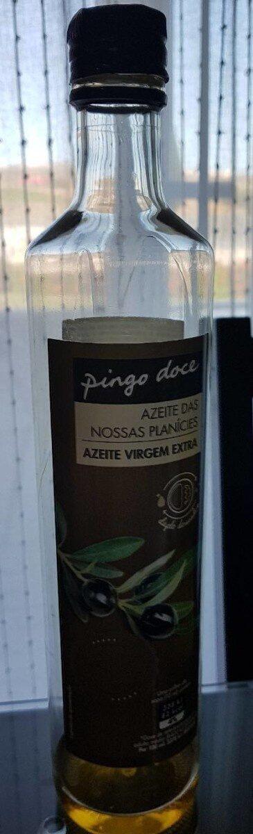 aceite virgem extra - Produit - pt