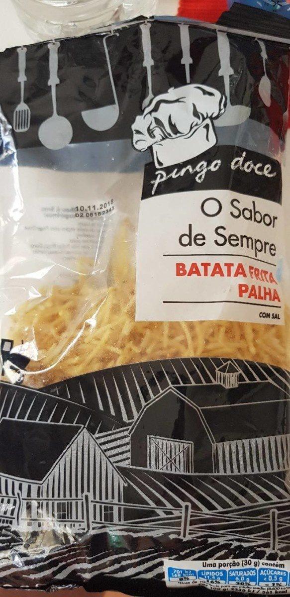 Batata frita palha - Product - fr