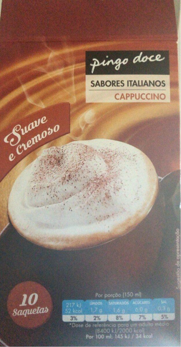 Cappucino - Producte - es