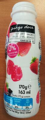 Iogurte magro - Produto - pt