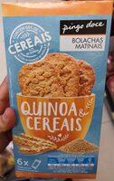 Quinoa & cereais - Produto - pt