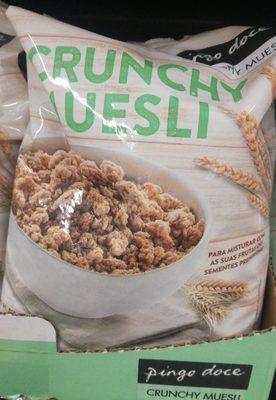 Crunchy Muesli - Produit - fr