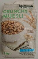 Crunchy Muesli - Product - pt