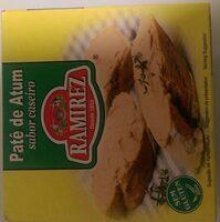 Paté de Atun - Produit - fr