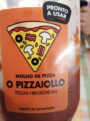 molho de pizza o pizzaiollo - Produit - pt