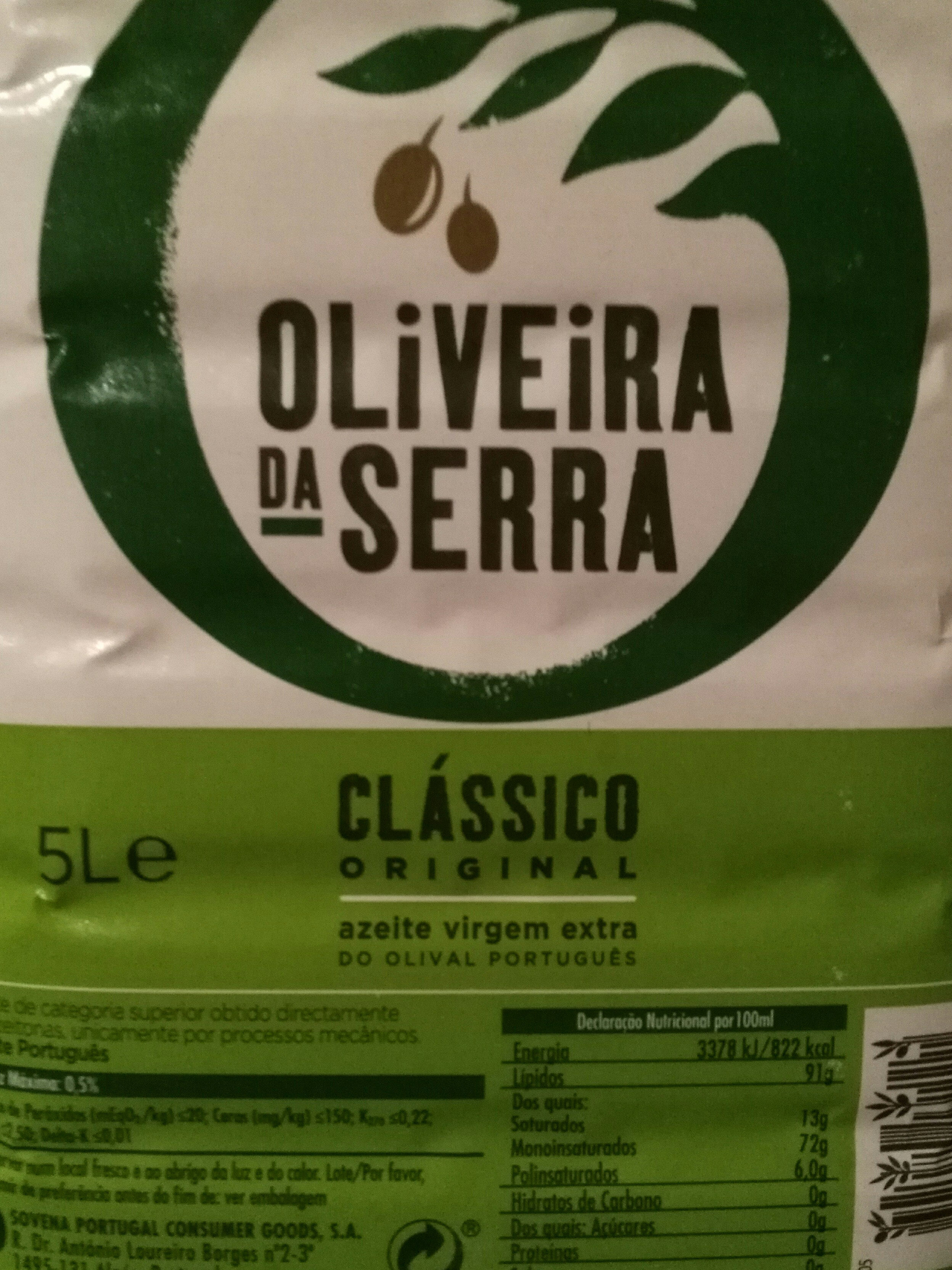 huile de Olive original extra - Produit - pt