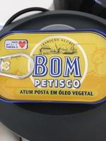BON PETISCO atum em posta em óleo vegetal - Product