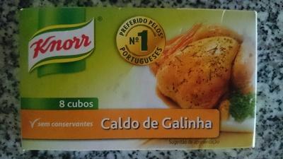 Caldo de galinha - Product