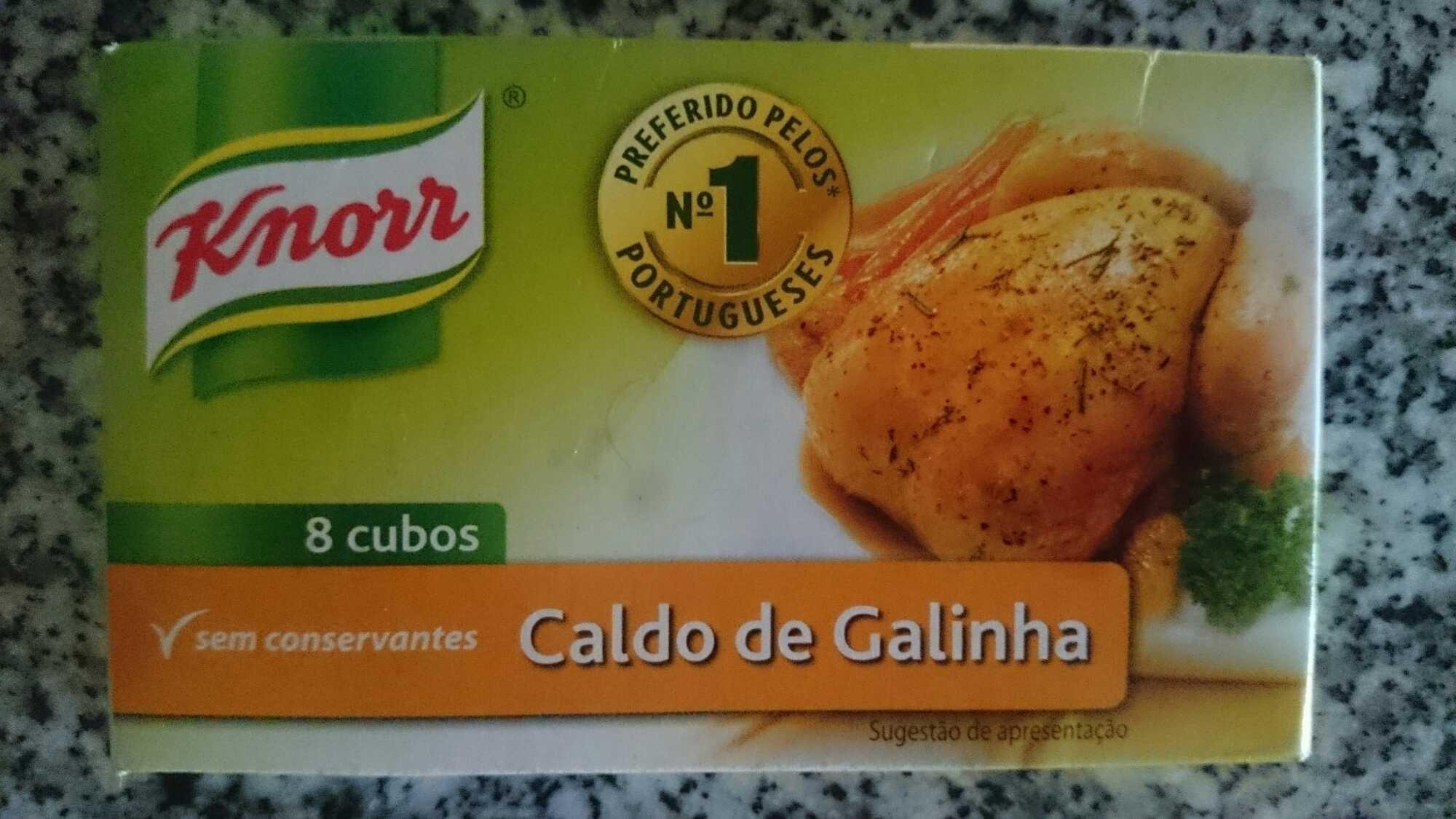 Caldo de galinha - Product - pt