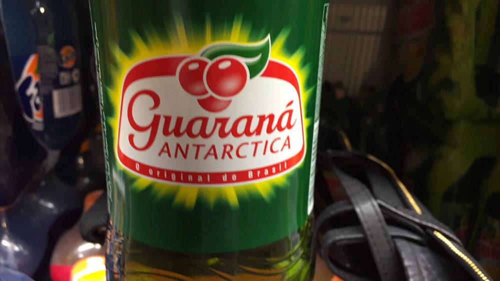 Guarana Antarctica - Produit - fr