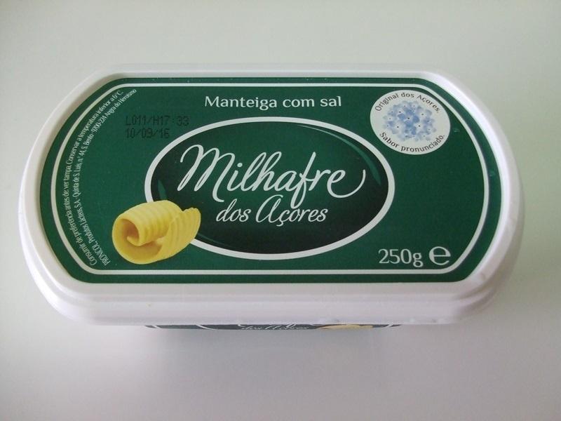 Manteiga com sal - Product - pt