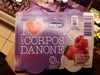 Corpos Danone Morango + Framboesa - Produit