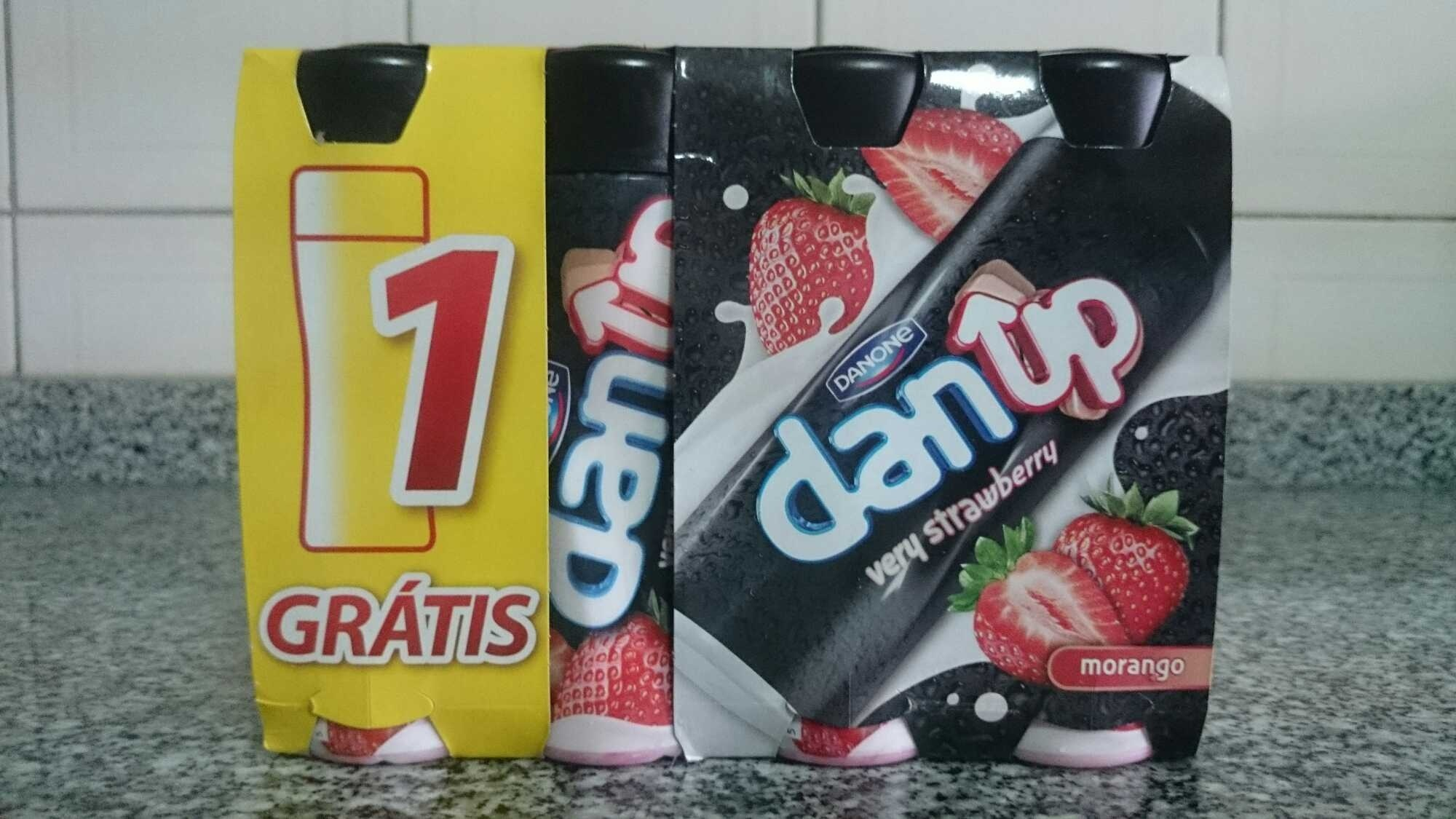 DanUp very strawberry - Product - pt