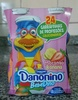 Danoninho BebeDino Morango Banana - Produto