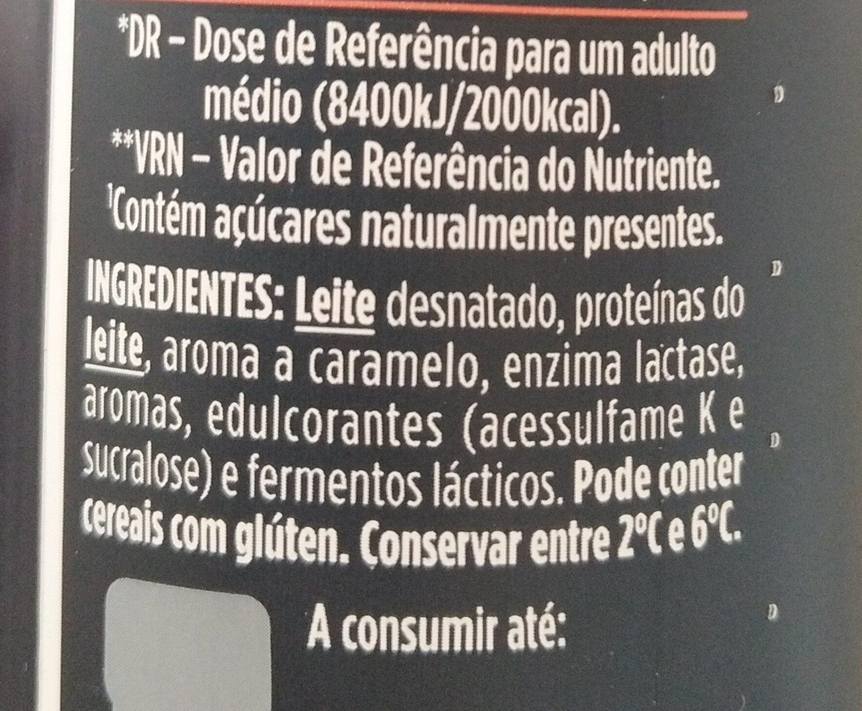 YoPRO - Ingredients - en