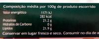 Sardines à l'huile végétale - Nutrition facts - fr