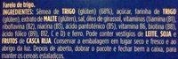 + Fibra Total - Ingredients - pt