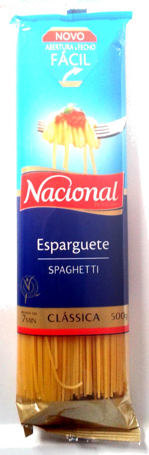 Spaghetti classica - Product