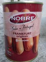 saucisse Francfort - Produit