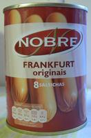 8 frankfurt originais Nobre - Product - fr