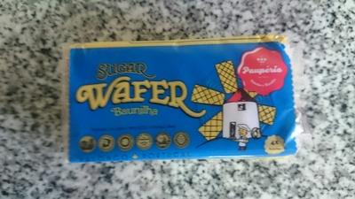 Sugar Wafer Baunilha - Product