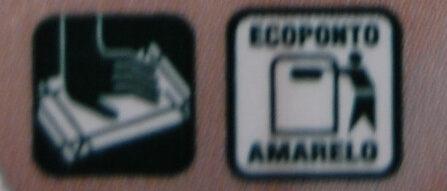 Néctar de cereja e maçã - Instruction de recyclage et/ou informations d'emballage - pt