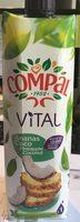 Néctar de ananás e coco - Produit - fr