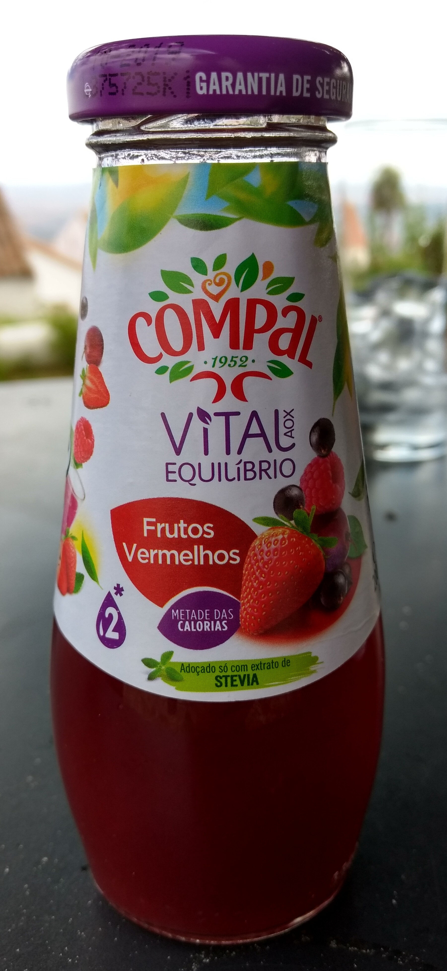 Frutos vermelhos - Produto - pt