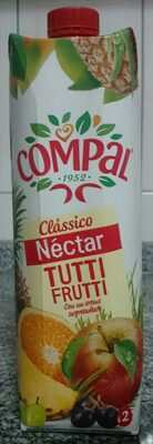 Compal Clássico Tutti Frutti - Produto