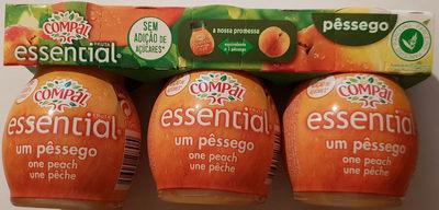 Compal Essencial Pessego - Produkt